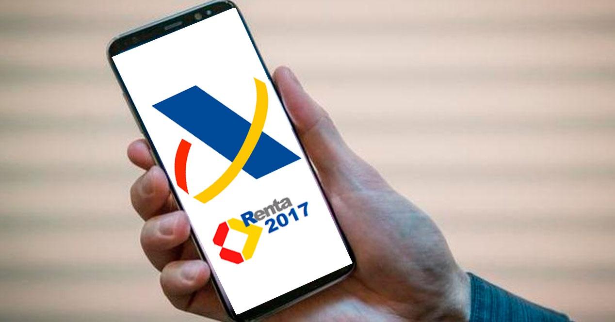 Renta 2017 La novedad de la app Renta de Hacienda - BLOG